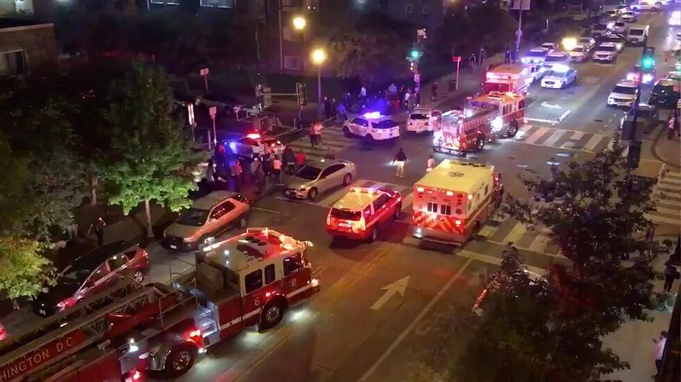 الشرطة الأمريكية تطارد مسلحين اثنين بعد إطلاق نار مميت في واشنطن