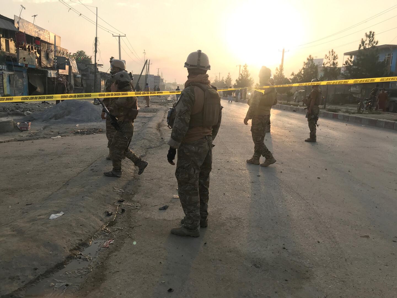 40 قتيلا جراء تفجير انتحاري أمام مستشفى جنوب أفغانستان و