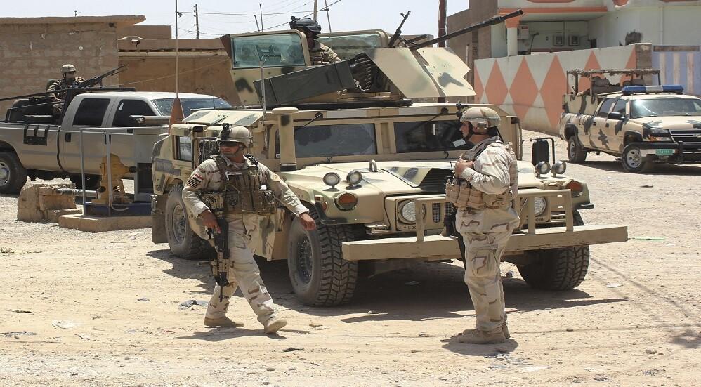 صور.. جهاز المخابرات العراقي يعثر على طائرة مسيرة لـ