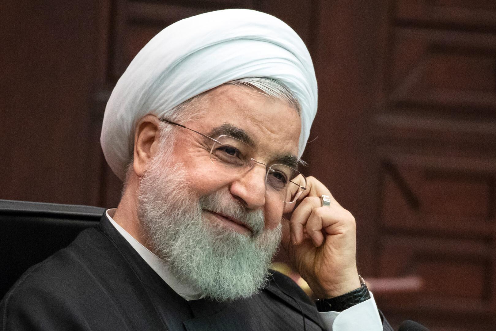 ظريف: جدول روحاني في نيويورك لا يشمل أي لقاءات مع المسؤولين الأمريكيين