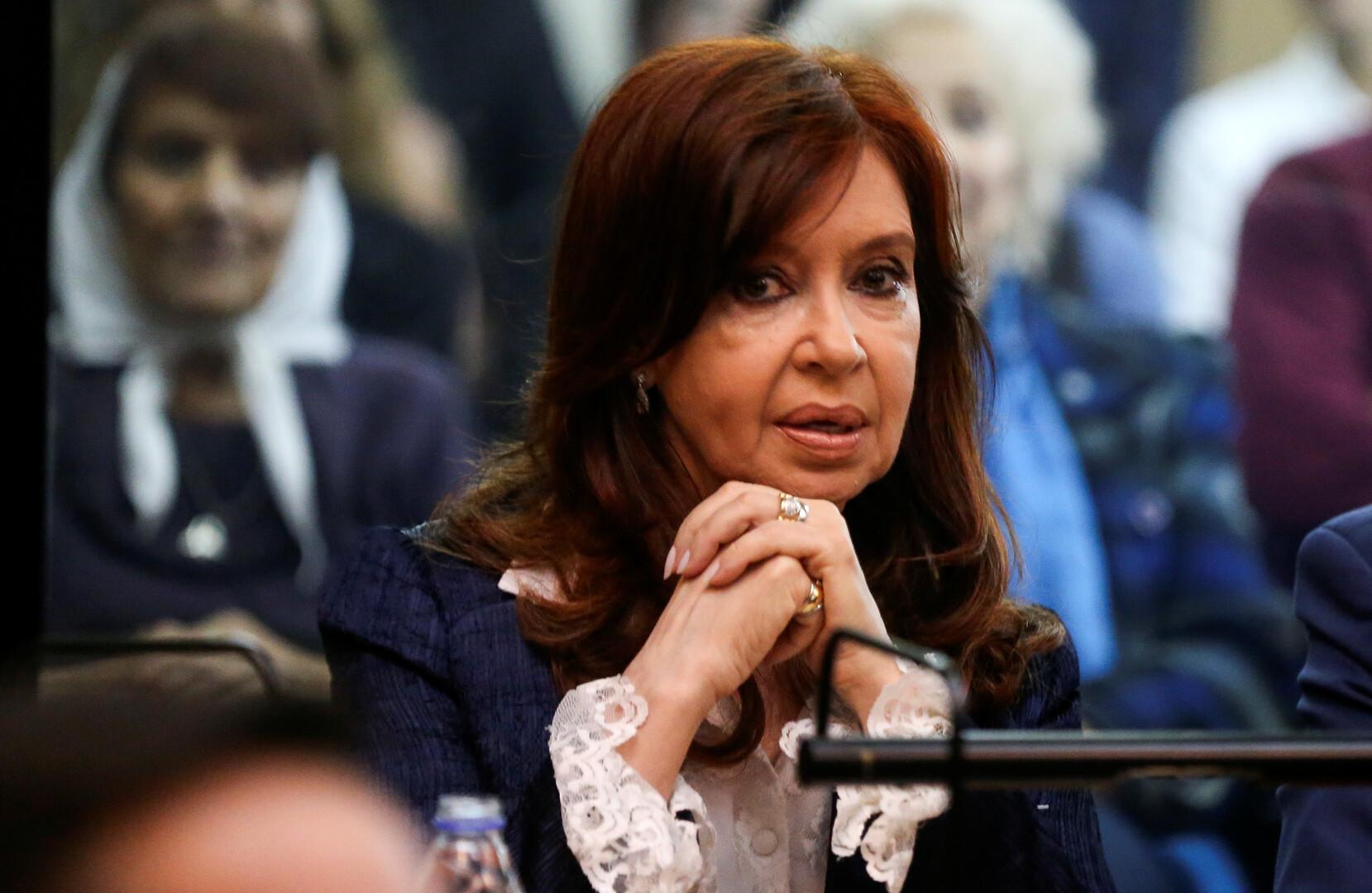 محاكمة كيرشنر في الأرجنتين للمرة الرابعة على التوالي