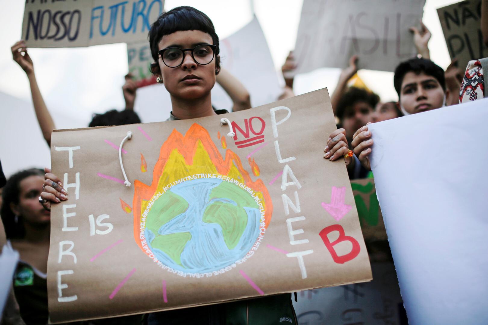 تظاهرات مليونية من أجل المناخ في مختلف أنحاء العالم
