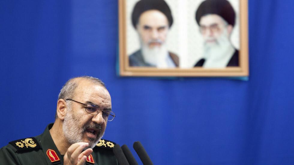 الحرس الثوري: سنواصل إسقاط الطائرات المسيرة التي تنتهك مجال إيران الجوي