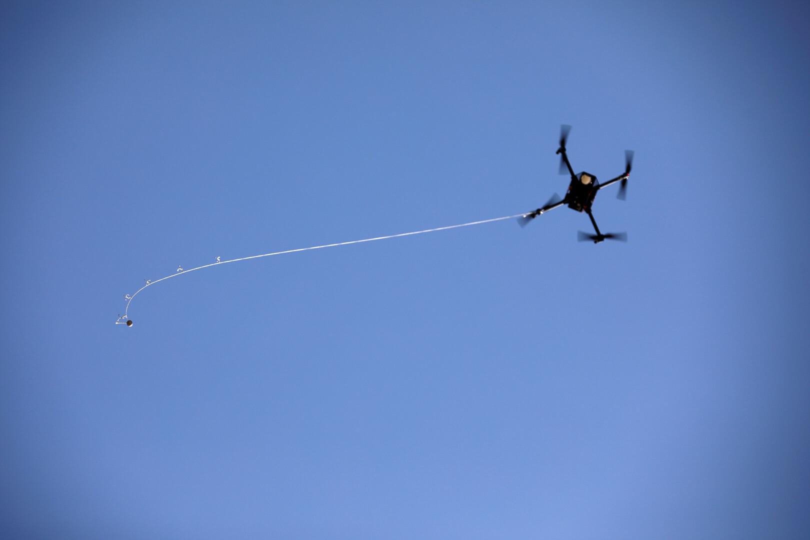 طائرة مسيرة إسرائيلية