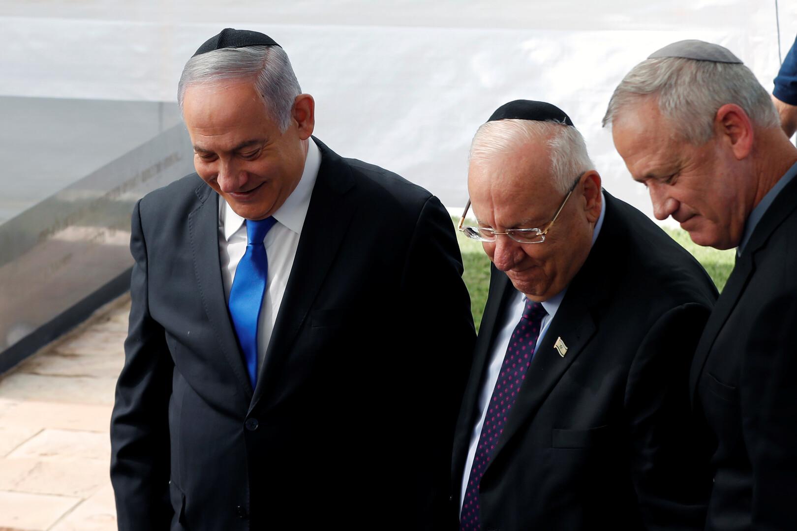 رئيس إسرائيل يحاول تفادي تنظيم انتخابات ثالثة