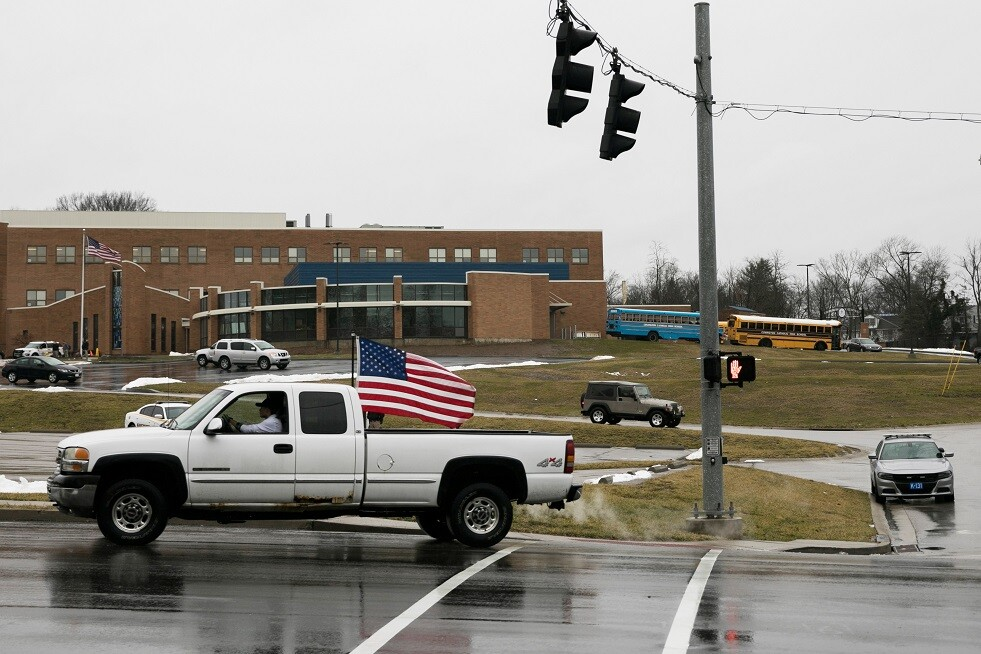 إصابة 6 أشخاص في إطلاق نار بولاية إنديانا الأمريكية