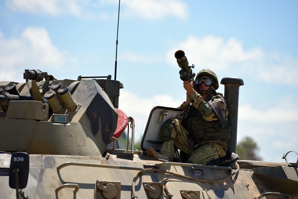 بوتين يوصي بتمويل تحديث قوات أبخازيا المسلحة