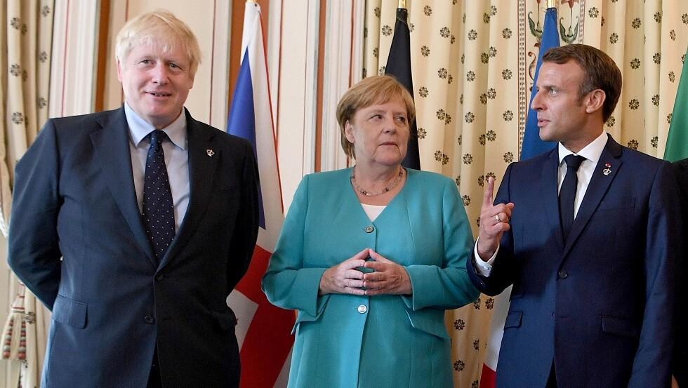 بريطانيا وألمانيا وفرنسا تحمل إيران مسؤولية استهداف