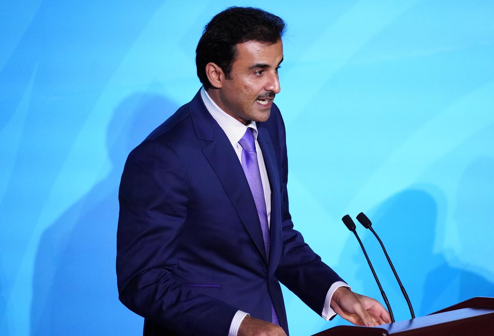 قطر تتبرع بـ100 مليون دولار لمكافحة آثار التغير المناخي