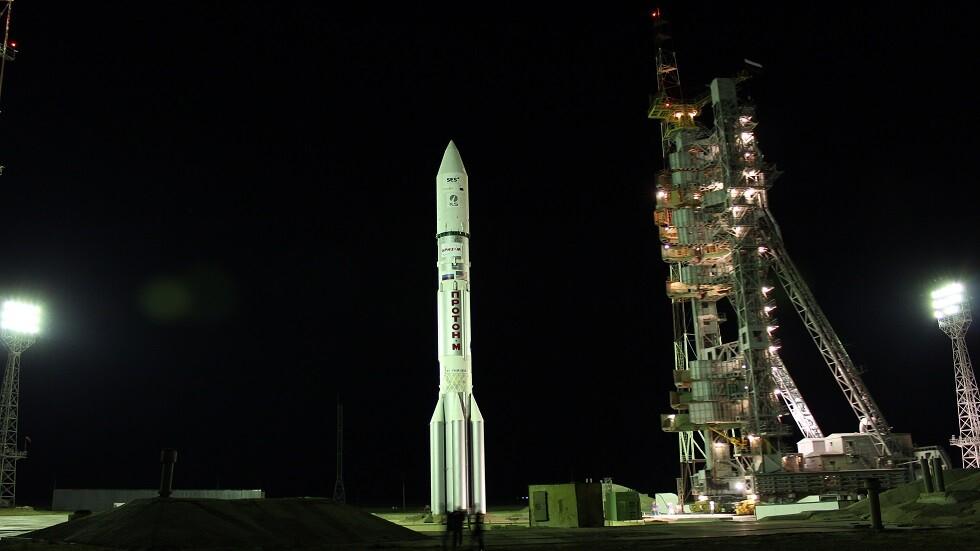 صاروخ فضائي روسي من نوع