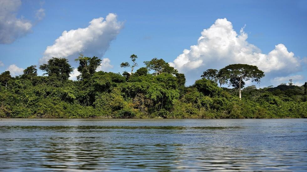 اكتشاف ظاهرة محيرة في غابات الأمازون