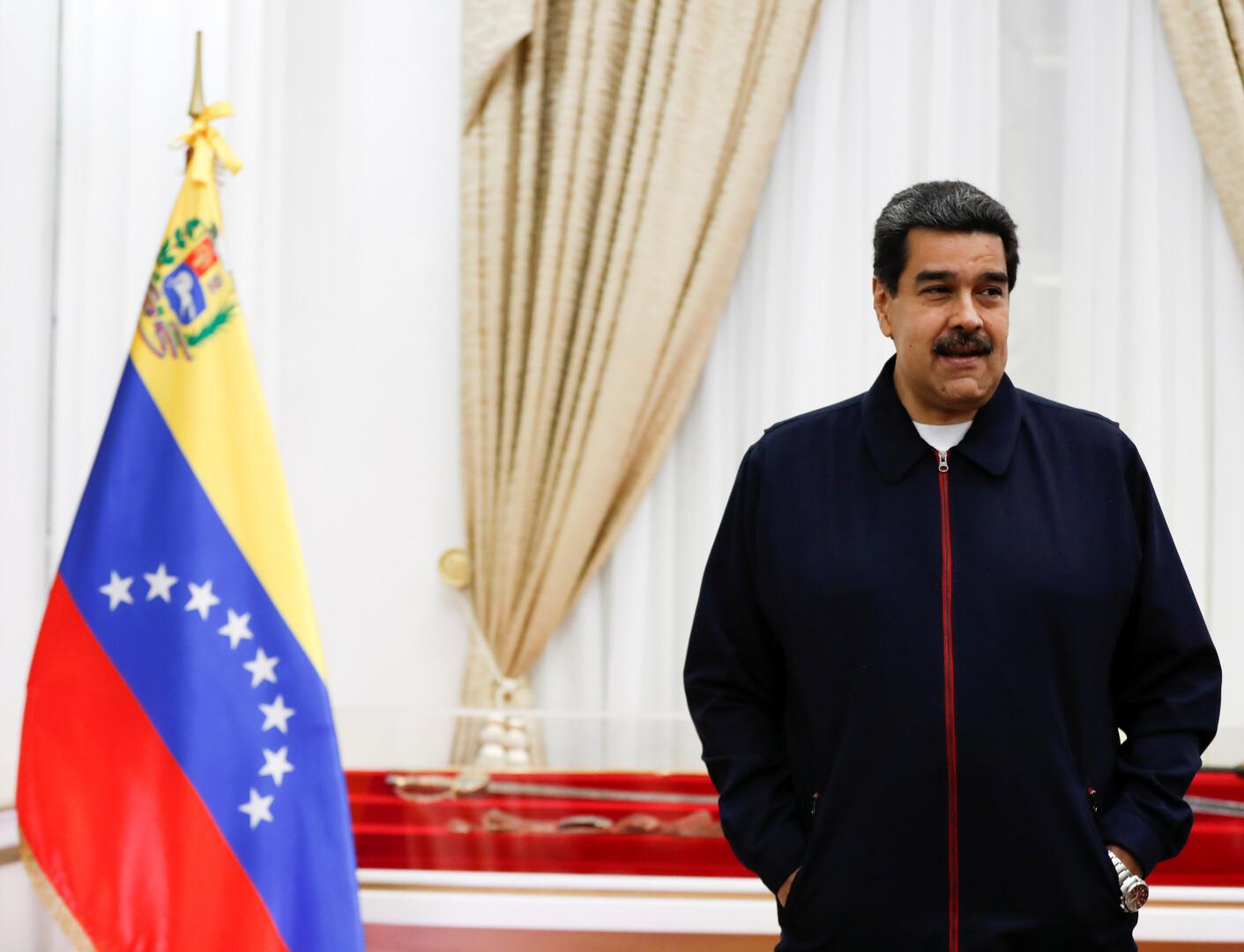بوتين لمادورو: ندعم كل مؤسسات السلطة الشرعية في فنزويلا وملتزمون بتعاوننا العسكري