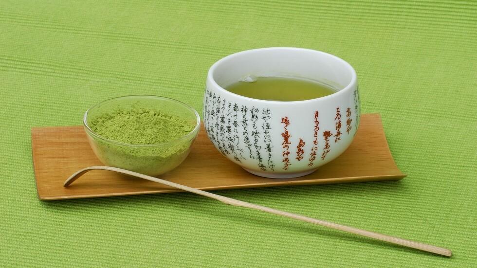 خاصية غير متوقعة للشاي الأخضر