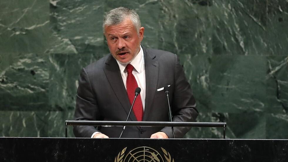 العاهل الأردني: استمرار الاحتلال الإسرائيلي مأساة أخلاقية عالمية