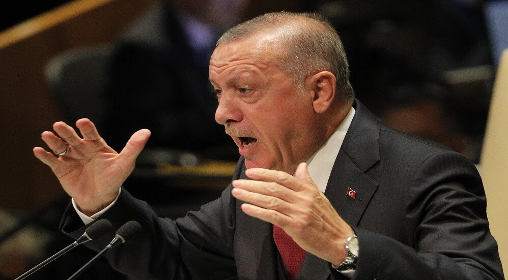 مصر تشن هجوما حادا على أردوغان في رد على تصريحاته بشأن محمد مرسي
