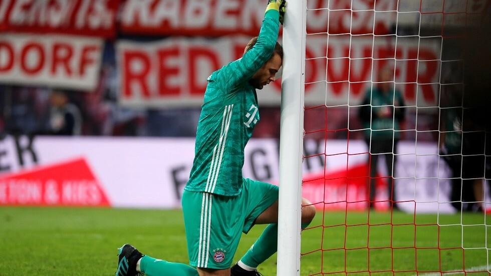 رئيس نادي بايرن ميونيخ يهدد بسحب لاعبيه من المنتخب الألماني بسبب حارس المرمى