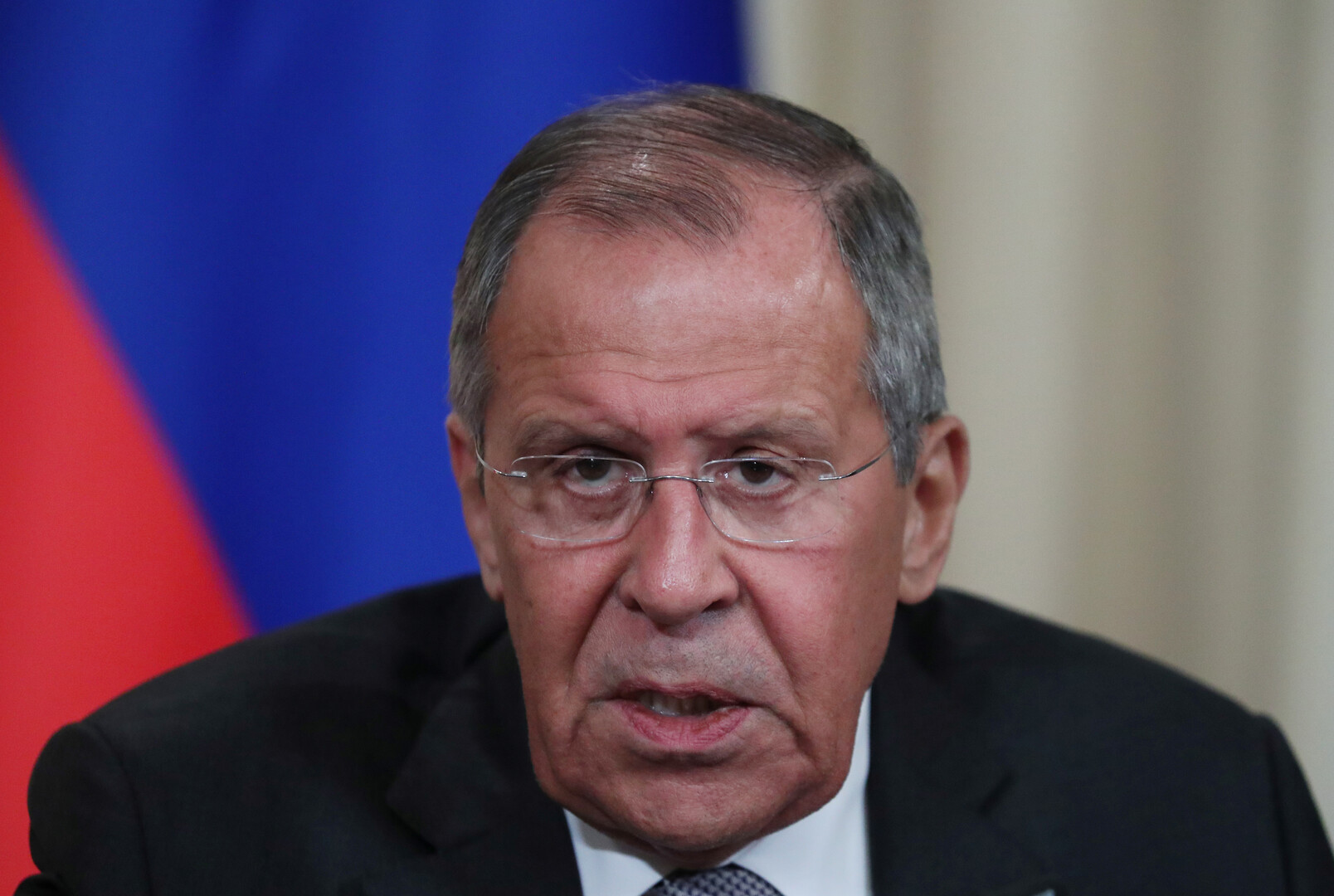 لافروف: أكدنا مع زيلينسكي اهتمام بلدينا بحل قضية دونباس بموجب اتفاقات مينسك