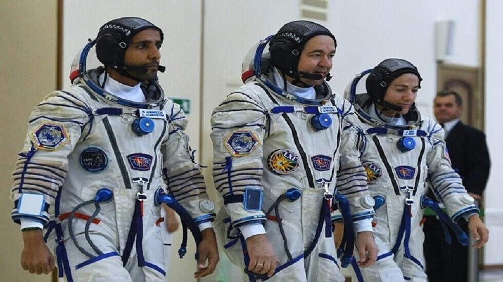 زحام في المحطة الفضائية الدولية.. 9 رواد