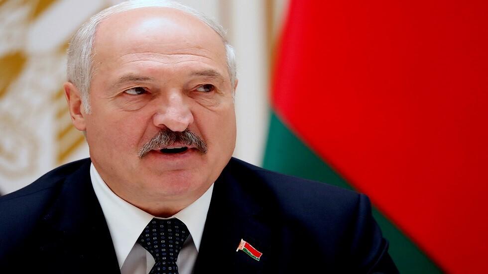 الرئيس البيلاروسي ألكسندر لوكاشينكو