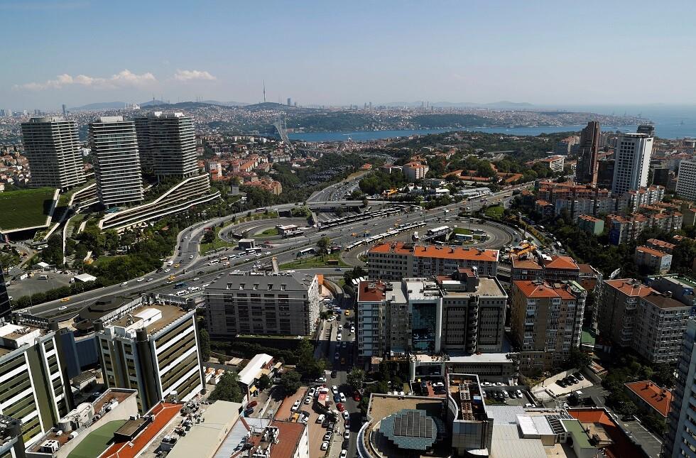 نظرة عامة على مدينة إسطنبول