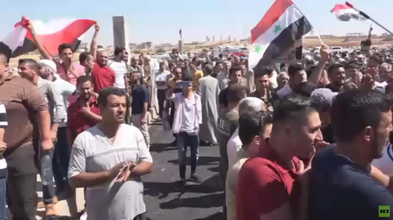 سوريا.. جهود روسية لإعادة اللاجئين