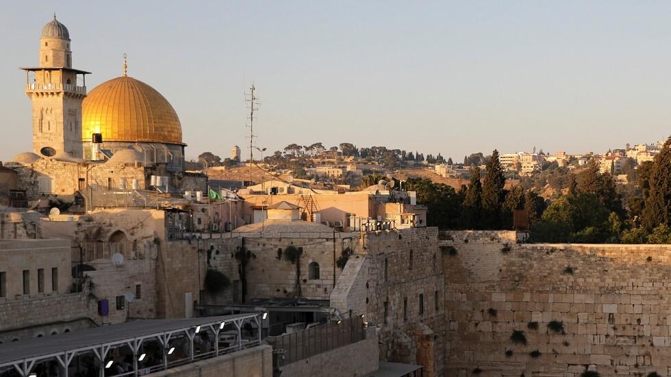 المسجد الأقصى - القدس - أرشيف