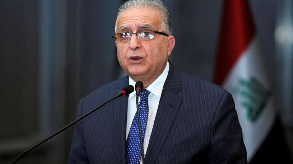 وزير الخارجية العراقي محمد علي الحكيم (صورة أرشيفية)
