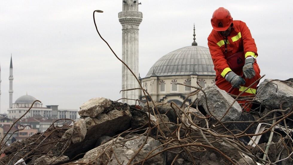 زلزال ضرب اسطنبول عام 2006 - أرشيف