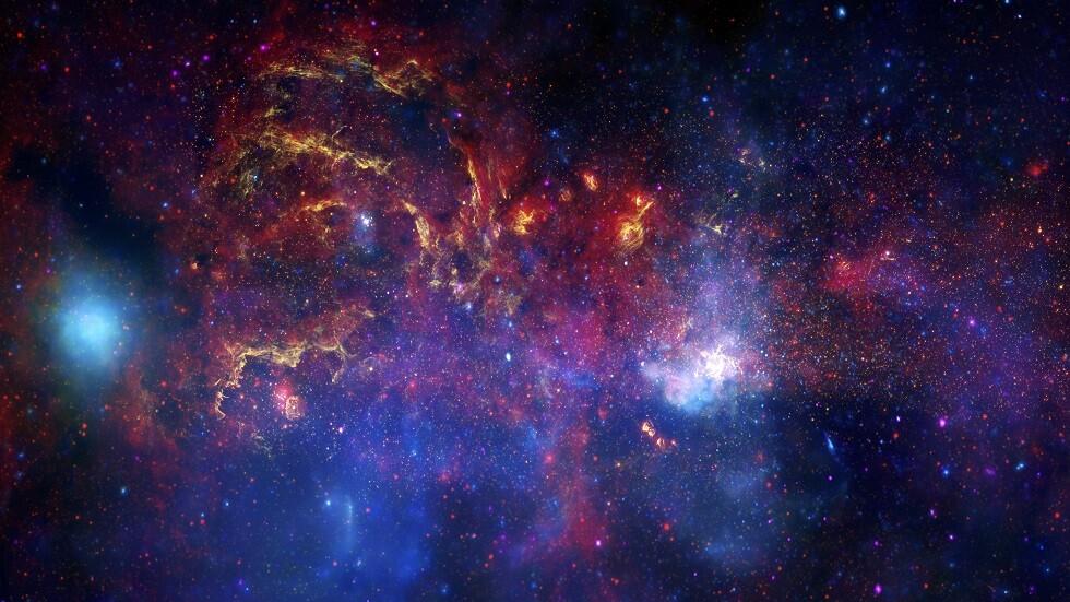 اكتشاف علامات ظهور ثقب أسود في درب التبانة