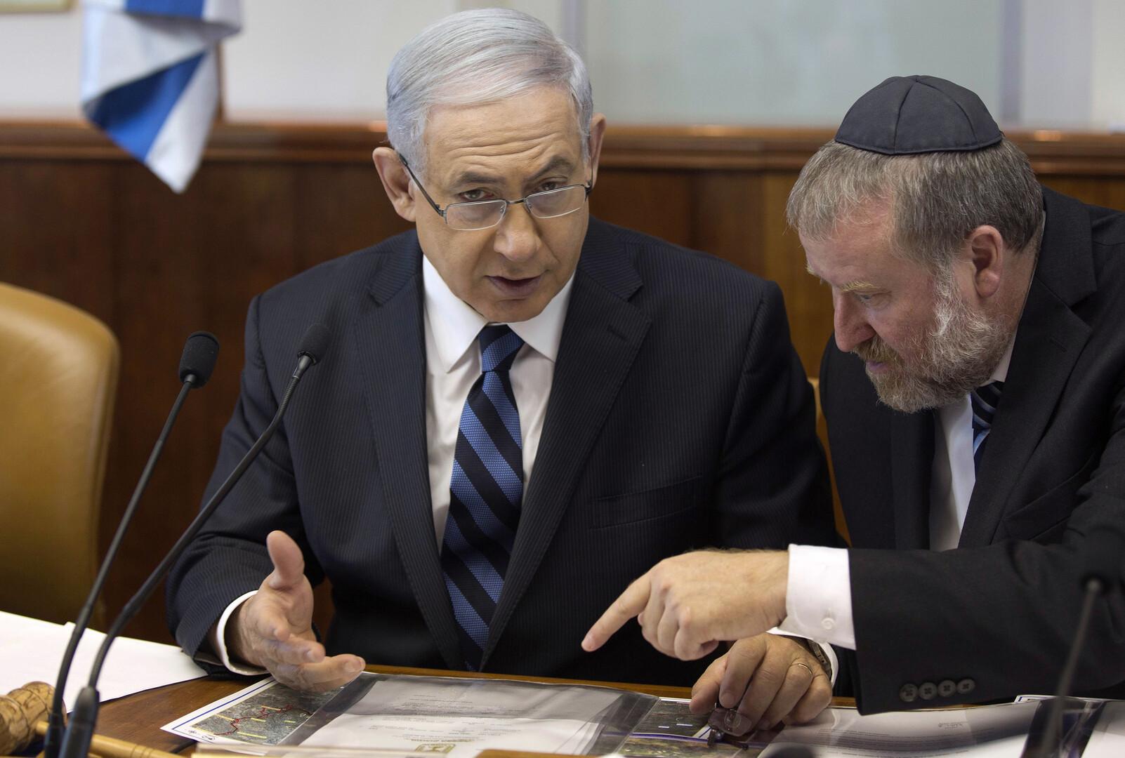 النائب العام الإسرائيلي يرفض طلب نتنياهو بث جلسة تمهيدية لمحاكمته على الهواء