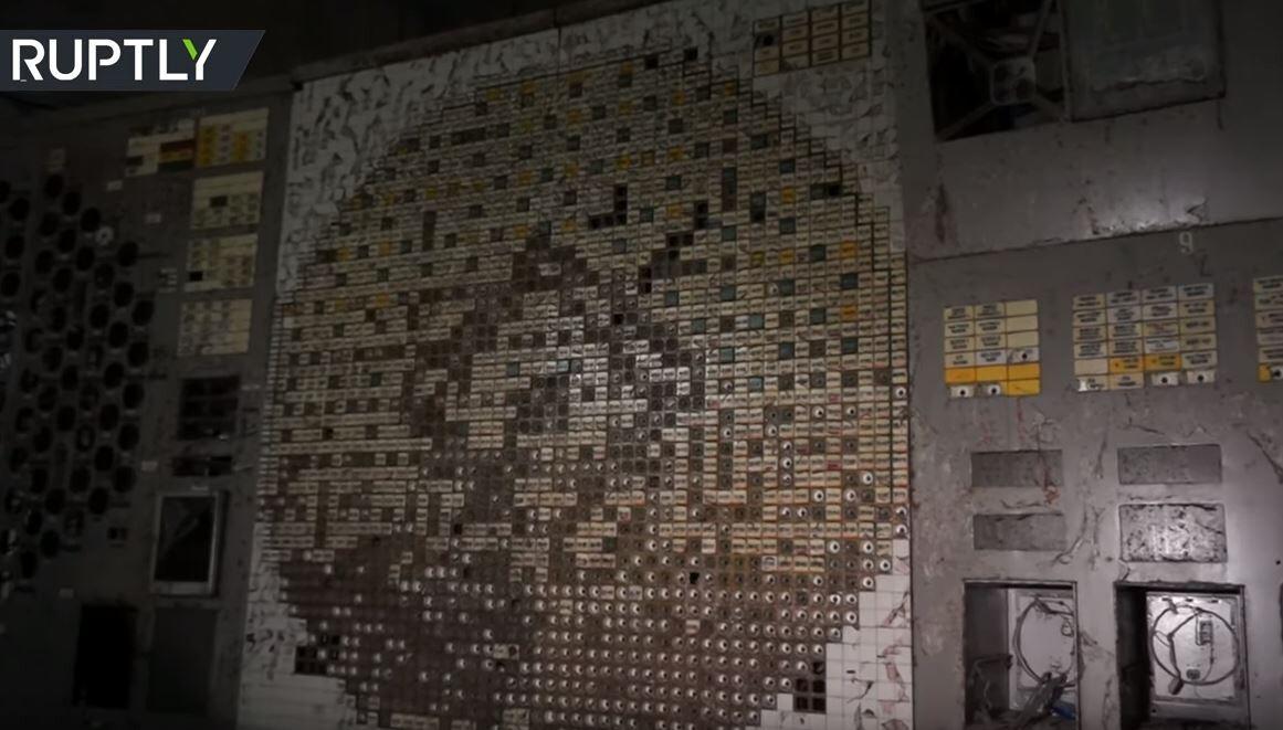 تشيرنوبل.. أول زيارة لغرفة التحكم منذ 33 عاما