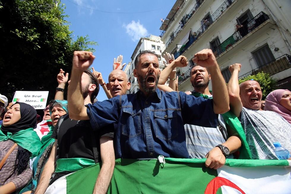 مظاهرات الجزائر يوم 24 سبتمبر 2019