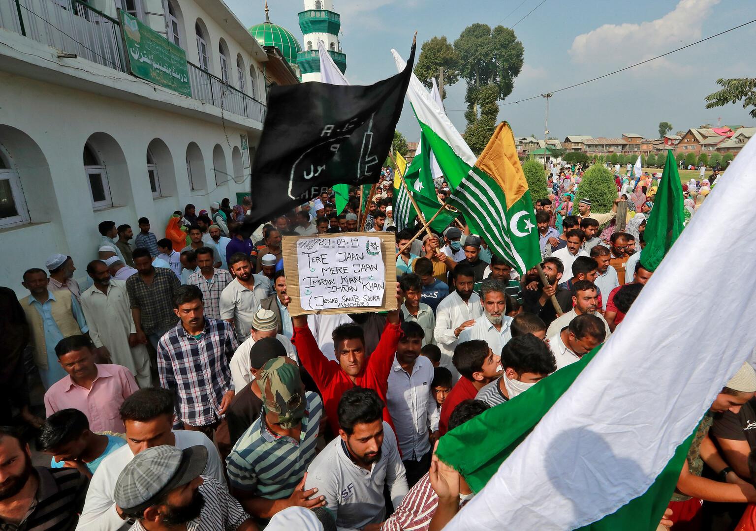 الهند تفرض قيودا إضافية في كشمير على خلفية أعمال الجمعية العامة