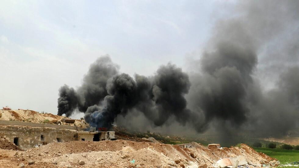 الأزمة السورية - إدلب - أرشيف