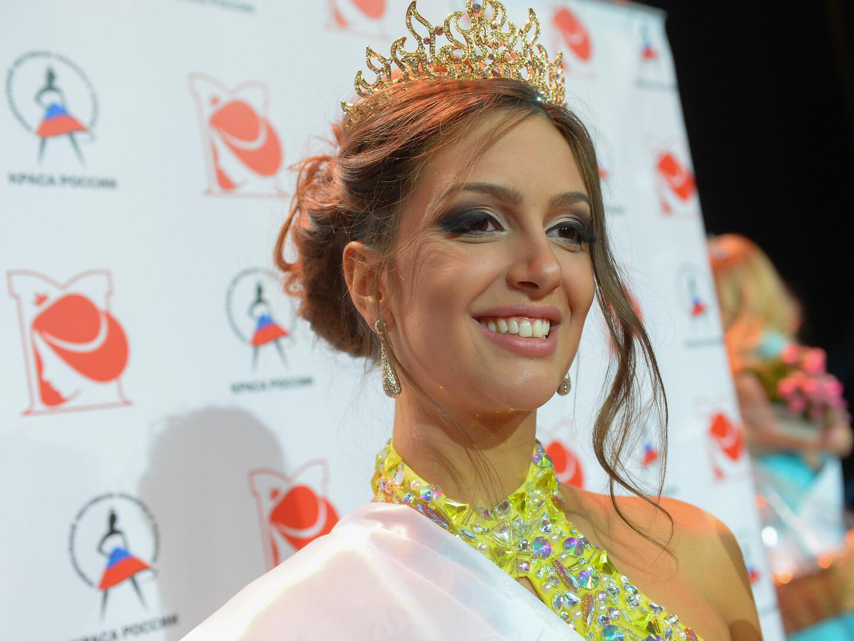 ملكة جمال روسيا السابقة