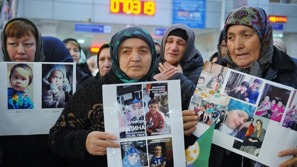 الفريق الخاص بعودة الأطفال الروس من سوريا والعراق يحدد خطوات لإتمام مهمته