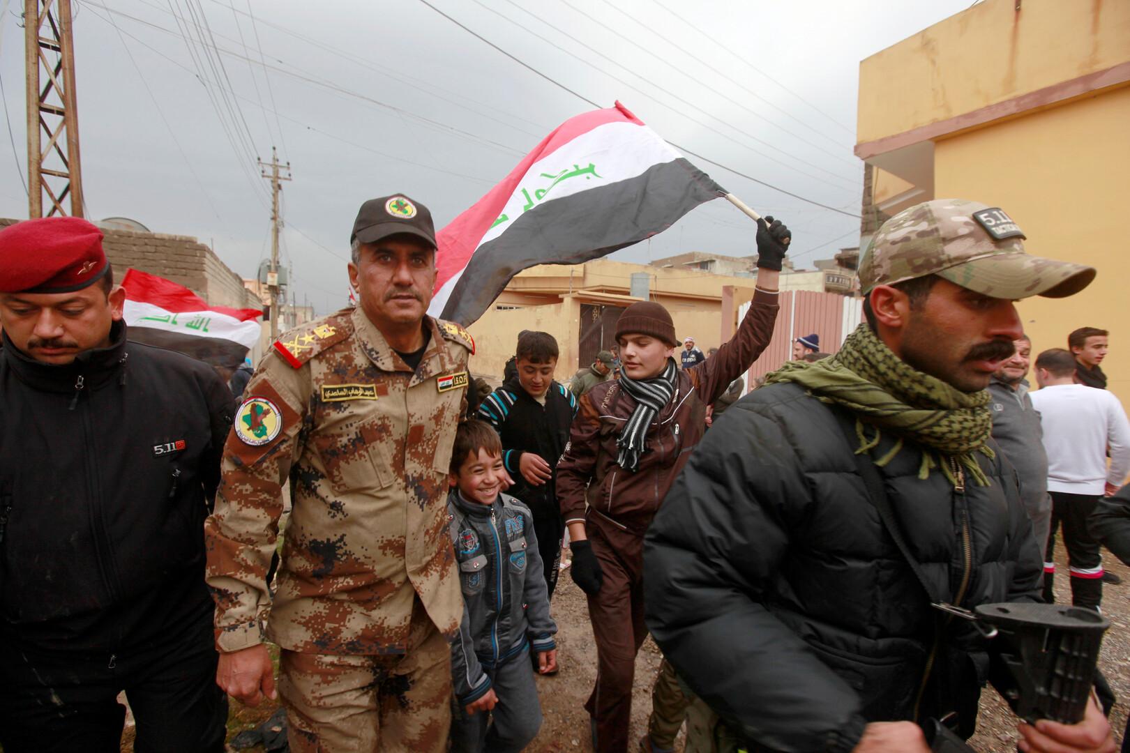 العراق.. نقل أبرز قادة التحرير من  داعش  من جهاز مكافحة الإرهاب