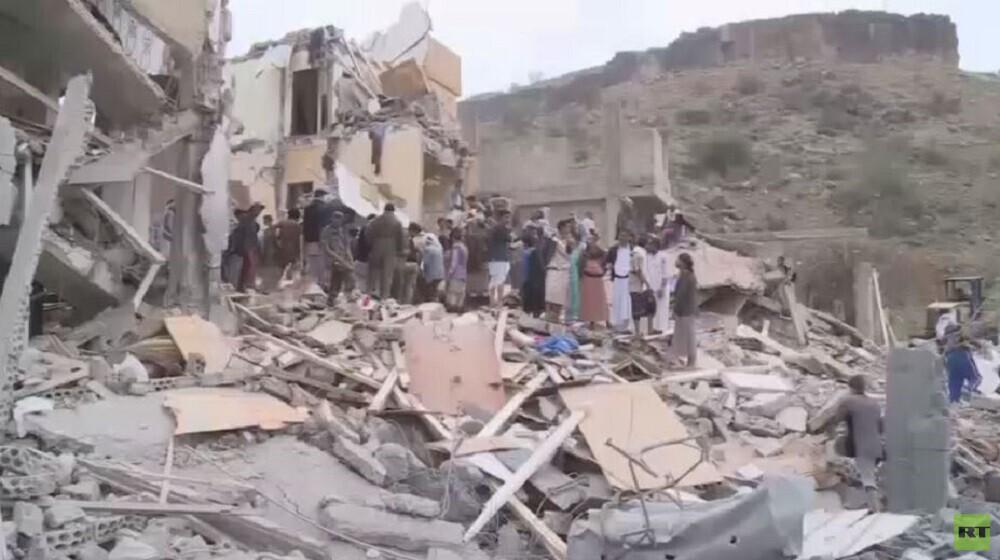 الحوثيون: 25 غارة للتحالف خلال ساعات