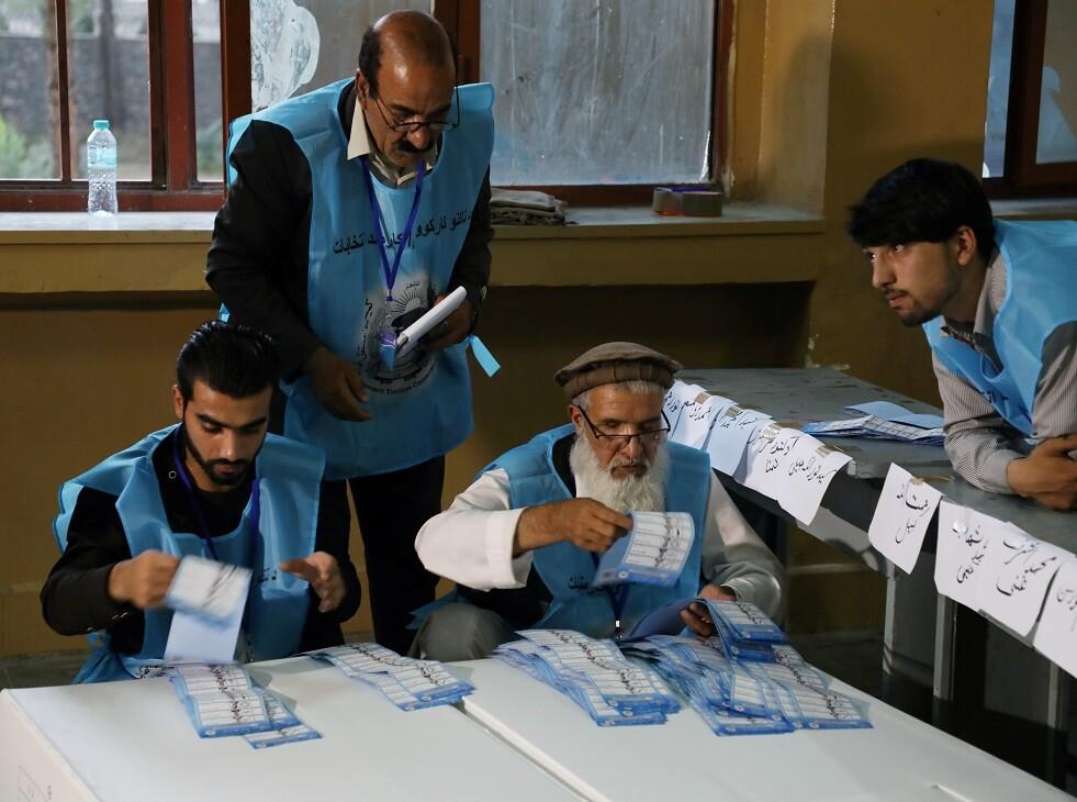 انتخابات الرئاسة الأفغانية.. هدوء نسبي وإقبال ضعيف