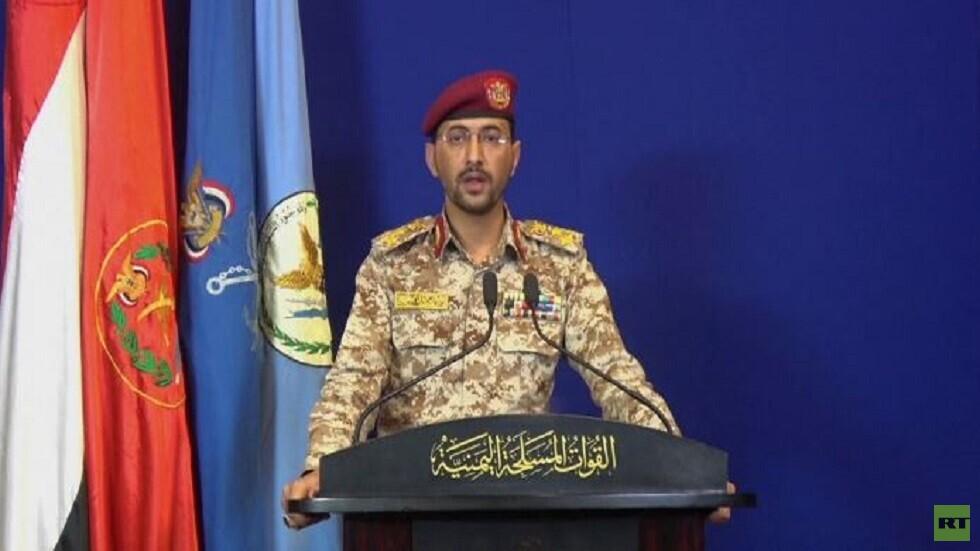 الناطق العسكري للحوثيين العميد يحيى سريع