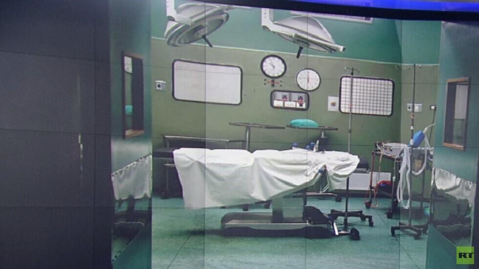 جدل مشروع المستشفى الأمريكي في غزة