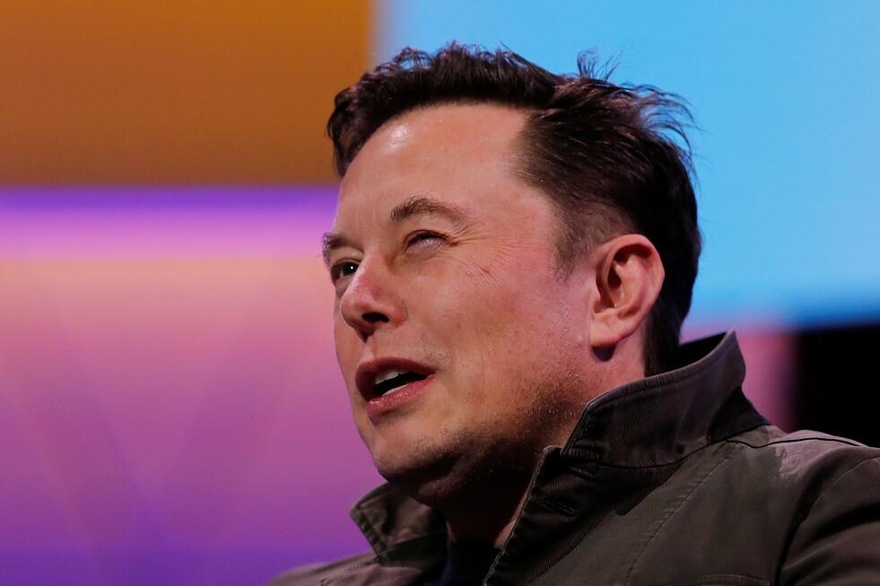 إيلون موسك رئيس شركة SpaceX