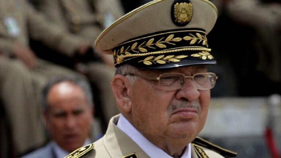 رئيس أركان الجيش الجزائري الفريق أحمد قايد صالح (صورة أرشيفية)