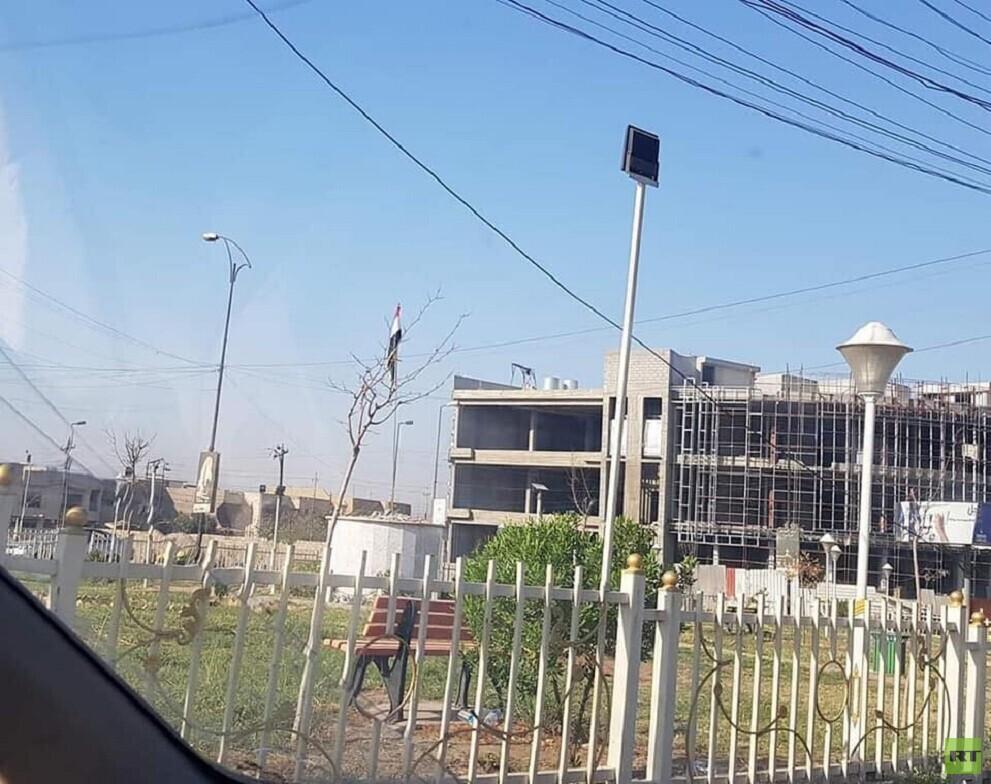 العراق.. إزالة تمثال للساعدي لم يدشّن