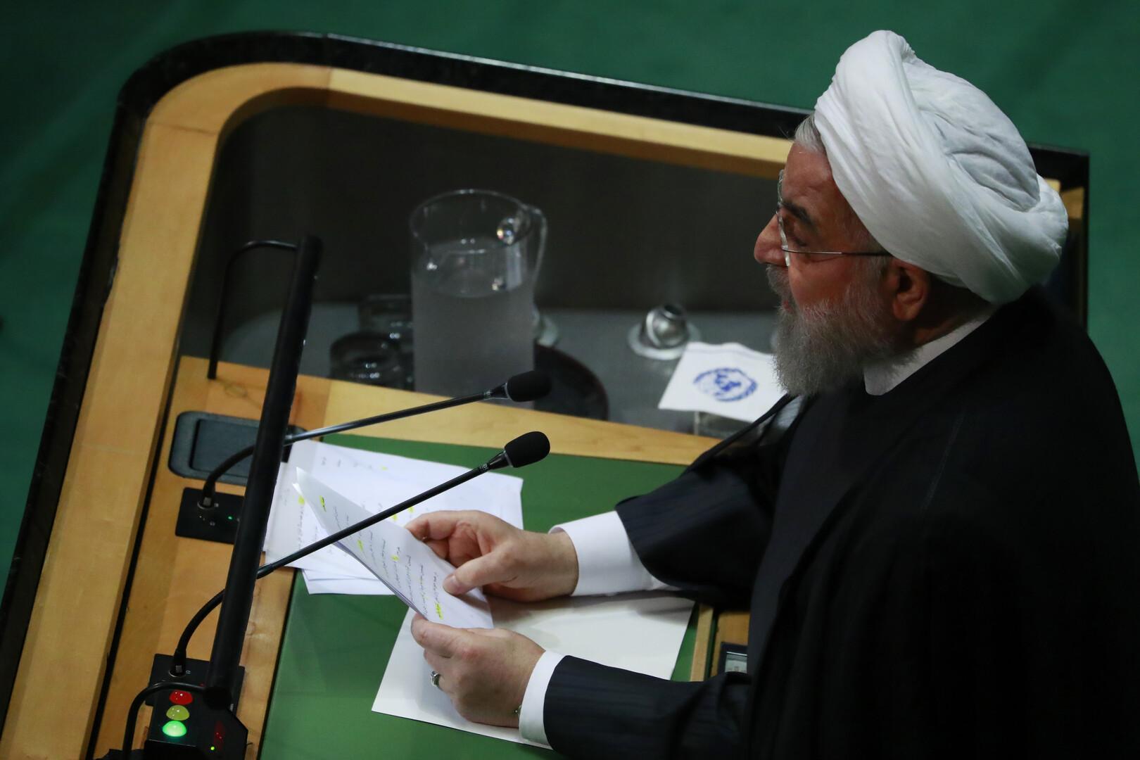 طهران: السعودية بعثت رسالة لروحاني عبر وسيط