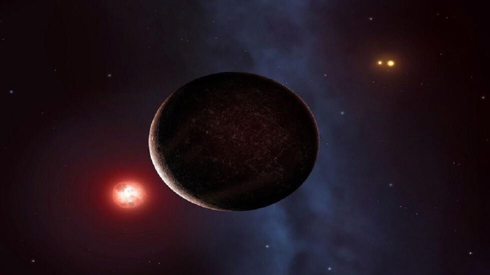 اكتشاف كوكب ضخم شبيه بالمشتري