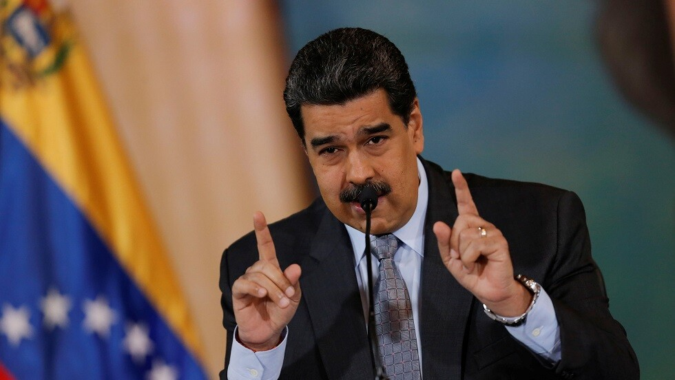مادورو يعلق على إمكانية عزل ترامب