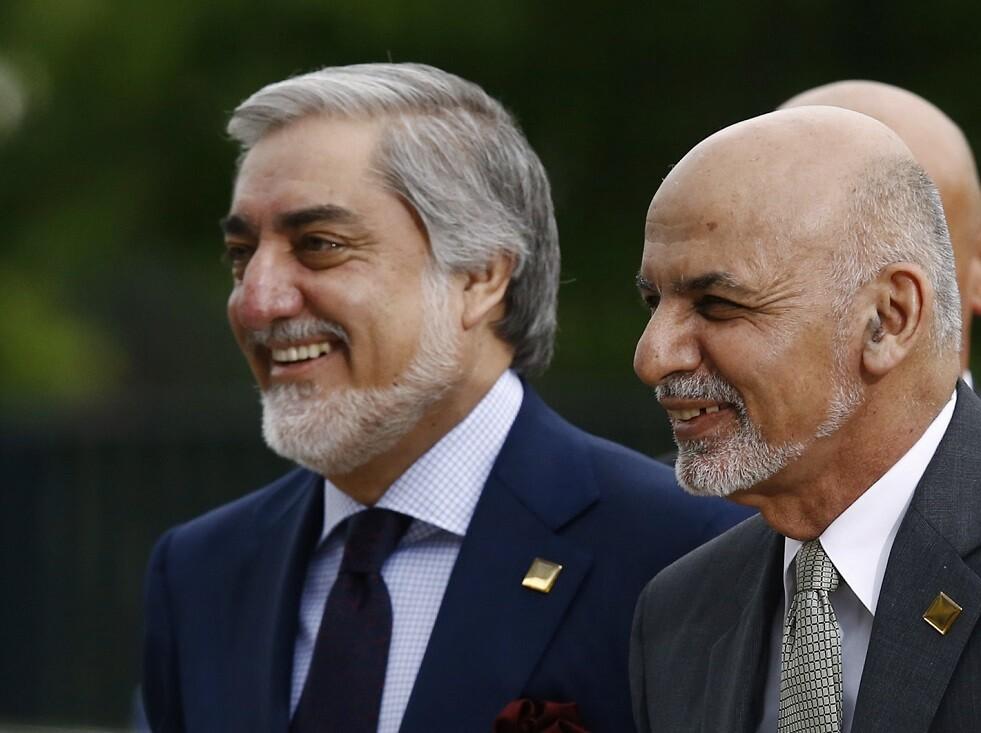 عبد الله يعلن فوزه في الانتخابات الرئاسية الأفغانية