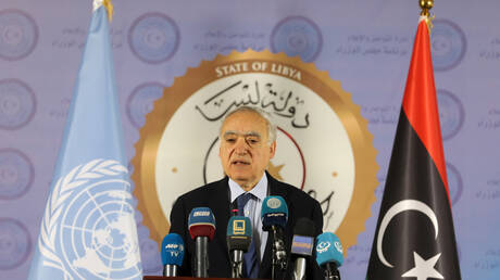 غسان سلامة يبدأ حملة تهدف إلى عقد مؤتمر دولي بشأن ليبيا