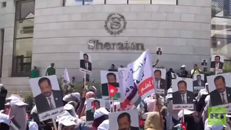 نقابة المعلمين في الأردن: الإضراب سيبقى مفتوحا لحين تنفيذ المطالب